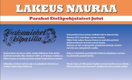 Lakeus Nauraa – Parahat Eteläpohjalaiset Jutut