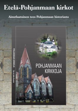 Pohjanmaan kirkkoja kirja