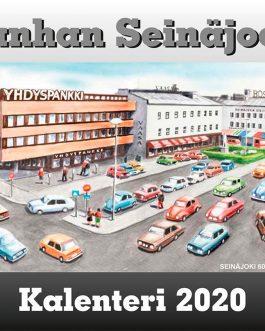 Vanhan Seinäjoen kalenteri 2020