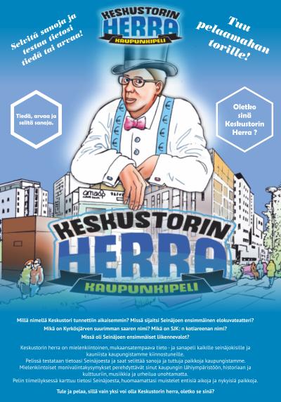 KESKUSTORIN HERRA