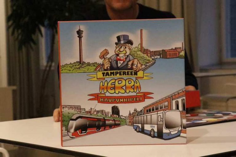 Read more about the article Tampereen Herra