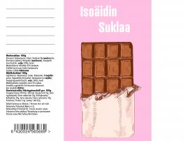 Isoäidin suklaa