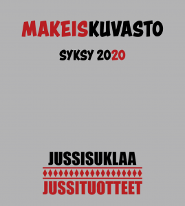 Read more about the article Syksyn 2020 makeiskuvasto